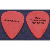 Pua De Allen Whitman Bajista De Joe Satriani