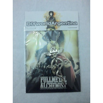 Collar Fullmetal Alchemist Fma Colgante