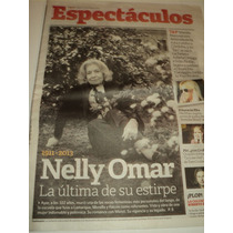 * Suplemento Clarin Nelly Omar