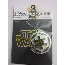 Collar Star Wars Imperio Colgante