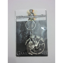 Llavero Casa Targaryan Game Of Thrones Got