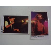 Set De Fotos De Rock Argentino (2 Ejs)