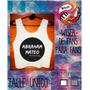 Abraham Mateo Musculosa Logo Del Tour , Modelo Exclusivo