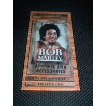Bob Marley Folleto Coleccion Usado En La Plata Tolosa