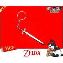 Llavero Espada Legend Of Zelda La Leyenda De Zelda Link