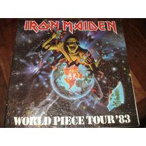 Iron Maiden - World Piece Tour Original Concert Programme
