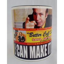 Breaking Bad - Better Call Saul - Taza Diseño Exclusivo