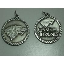 Game Of Thrones Juego De Tronos Stark Dije Doble En Stock