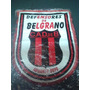 Impresionante Banderin Gigante Defensores Belgrano 50 * 38cm