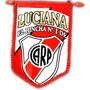 River Plate - Banderin Con Nombres Femeninos / Masculinos