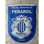 Estandarte Banderin Grande De Peñarol De Mar Del Plata