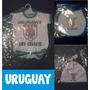 Bebe X3 Body + Babero +gorro Seleccion Uruguay Envio Gratis
