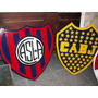Escudo De Equipos De Fútbol De Madera