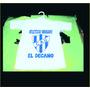Hermosa Camiseta De Bebe De Atletico Uruguay