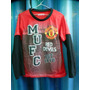 Remera Importada Oficial Del Manchester United 7-8 Años