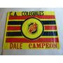 Antigua Bandera De Colegiales
