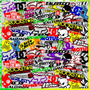 Stickerboom!! Sticker Bomb Para Plottear - Calcos Tunning