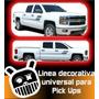 Calco Universal Pick Up, Hilux, Ranger, Dodge, F-100, Dakota