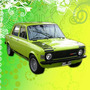 Calcomania Fiat 128 Iava