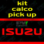 Calcos Autoadhesivas Para Isuzu Pick Up