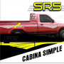 Calco Cabina Simple Sr5 Toyota Calcomania Hilux Ploteoya!