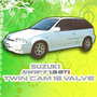 Calco Decoracion Suzuki Swift Gti