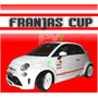 Calco Franja Fiat 500 Cup Calcomania Ploteoya!