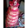 Torta Bodas/15 Años 150 /180 Personas......5 Pisos