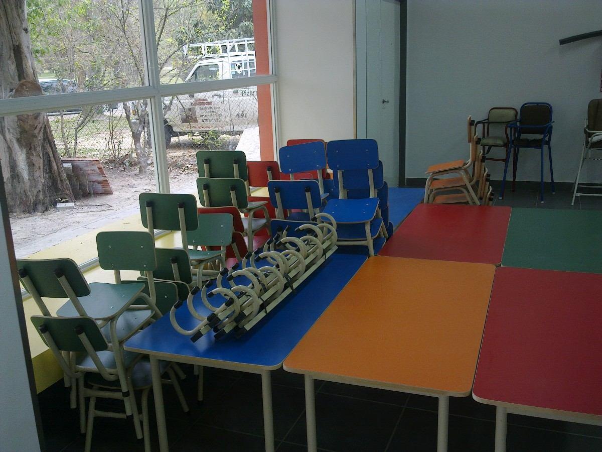 Mesa Escolar Jardin De Infantes X Title