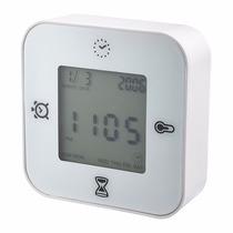 Ikea - Reloj- Termometro- Despertador- Temporizador Klockis