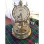 Reloj A Torsion Aleman Marca Aug. Schatz Funcionando C/llave