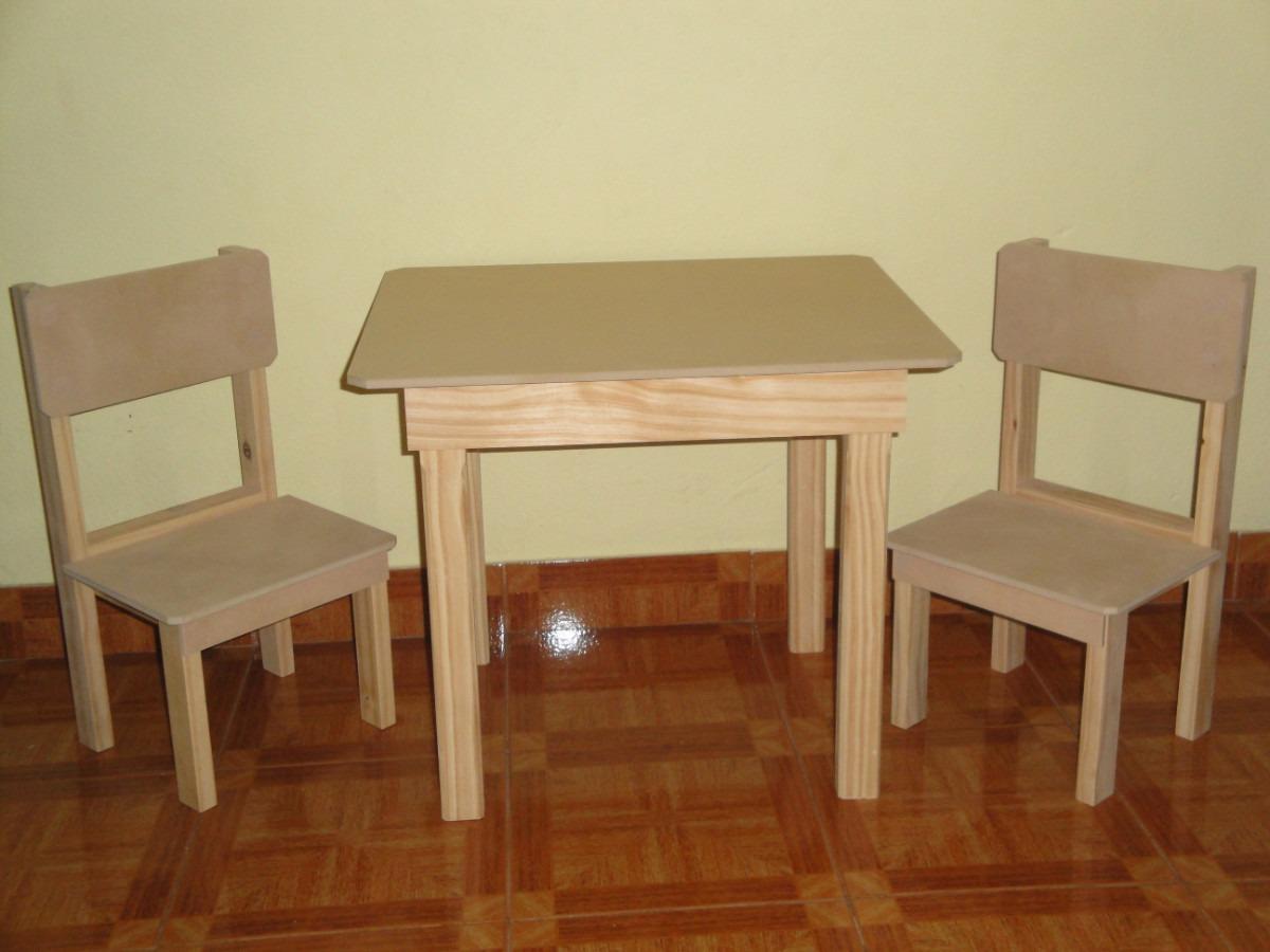 mesa con silla para ni os imagui