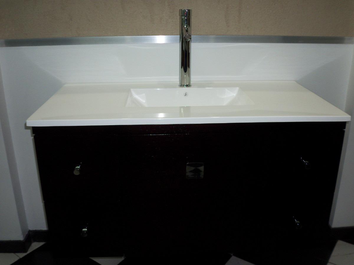 Tipos De Bachas Para Baño:Mesadas Bachas De Marmol Sintetico Para Baño / Vanitorys – $ 1597,00