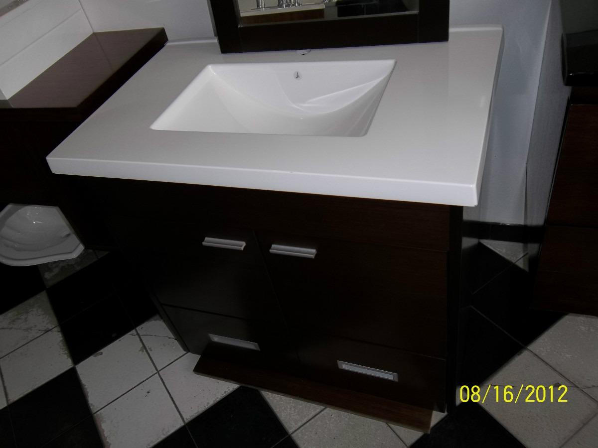 Tipos De Bachas Para Baño:Mesadas Bachas De Marmolina Para Baño / Vanitorys – $ 1320,00 en