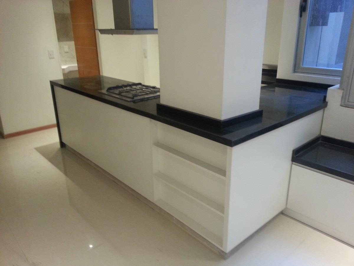 Melamina blanca granito negro brasil cocinas pinterest - Precios de granito para cocina ...