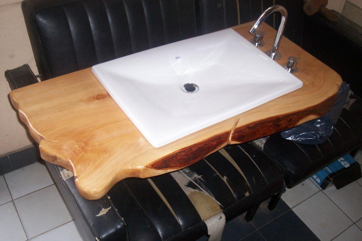 Mesadas de madera y todo tipo de muebles en cipres for Todo en muebles