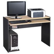 Mesa Computacion O Escritorio Oficina P/pc Notebook Platinum