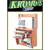 Mesa Pc Platinum® Mod. 2504 Super Precio Kromo-s