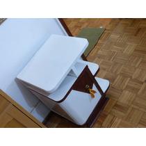 Mesa De Luz Art Deco-estilo Shabby Chic -