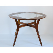 Mesa De Diseño Americano - Retro / Vintage -