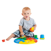 Puzzle Didactico Encastre Apilable Calesita/ Open-toys Avell