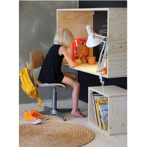 Mesa Infantil, Mesita Para Chicos, Escritorio, Palemo