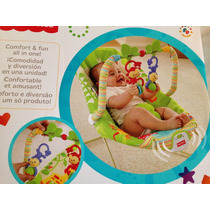 Silla Mecedora Saltarina Rainforest Fisher Price