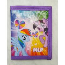 Billetera My Little Pony Original Hasbro