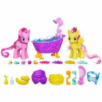 My Little Pony - Set Baño De Cristal - Pinkie Pie Fluttershy