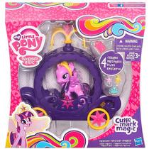 Carroza My Little Pony Cutie Mark Princesa Twilight Sparkle