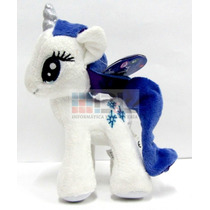 Peluche My Little Pony Rarity Pequeño Pony Original Hasbro !
