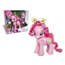 My Little Pony Pinkie Pie De Fiesta Camina Habla Hasbro 20cm