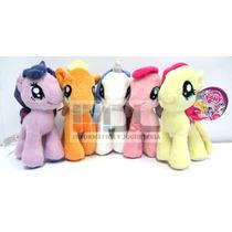 Peluches My Little Pony Mi Pequeño Pony Originales Hasbro X5