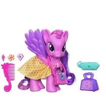 My Little Pony Twilight Sparkle Estilo Moda 16cm Hasbro